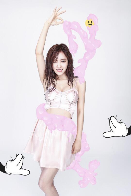 """T-ara N4 chính thức tung clip """"nhử fan"""" 3"""