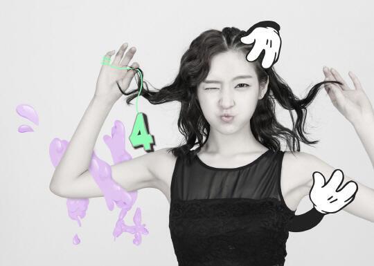 """T-ara N4 chính thức tung clip """"nhử fan"""" 5"""
