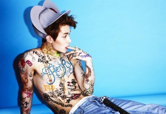 Henry (SuJu M) chính là nghệ sĩ solo mới của SM 2