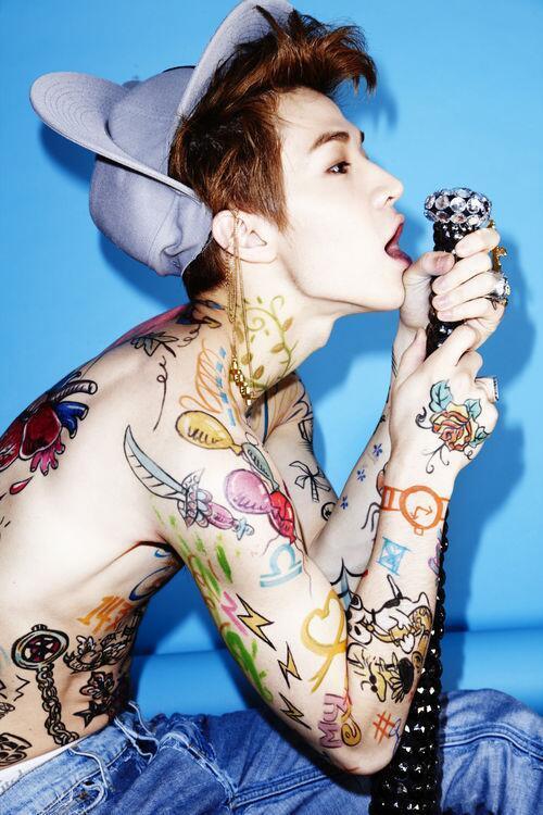 """Henry (SuJu M) """"rủ rê"""" Taemin (SHINee), Kyuhyun (SuJu) vào MV riêng 6"""