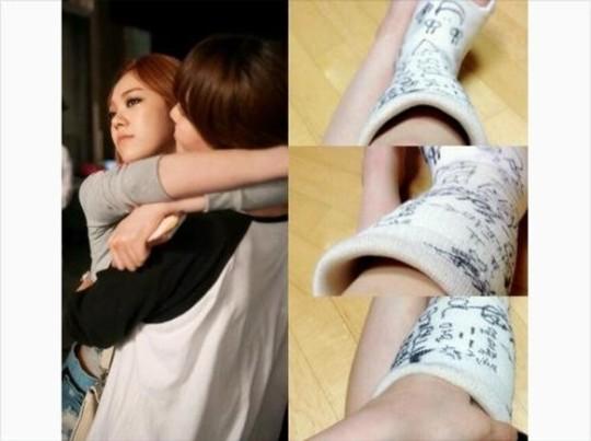 Lizzy gặp chấn thương, After School trở lại với 7 thành viên 2
