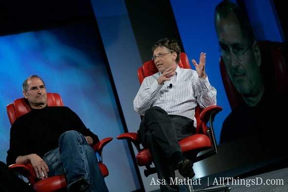 Steve Jobs – Bill Gates: Đối thủ lớn, người bạn vĩ đại 13