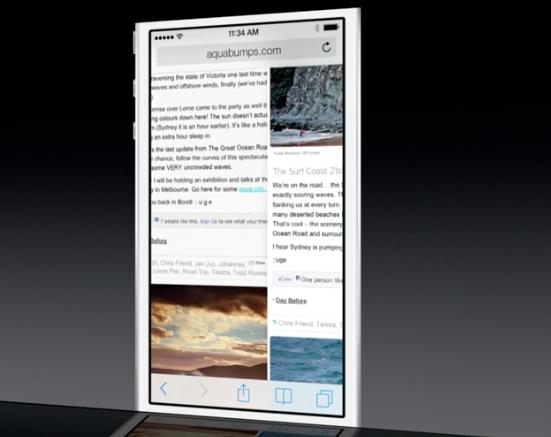 iOS 7 – Diện mạo mới, tương lai mới 9