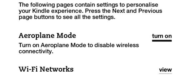 Xử lý nhanh 3 lỗi thường gặp nhất trên Kindle 5