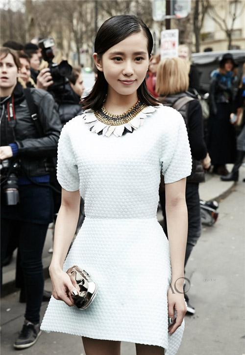 Bất ngờ với Top 50 nữ thần châu Á được yêu thích nhất trên Baidu 1