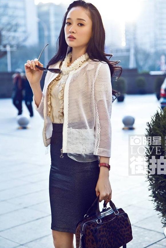 Bất ngờ với Top 50 nữ thần châu Á được yêu thích nhất trên Baidu 6