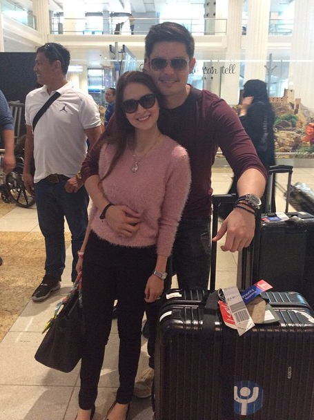 Marian and dingdong 2014