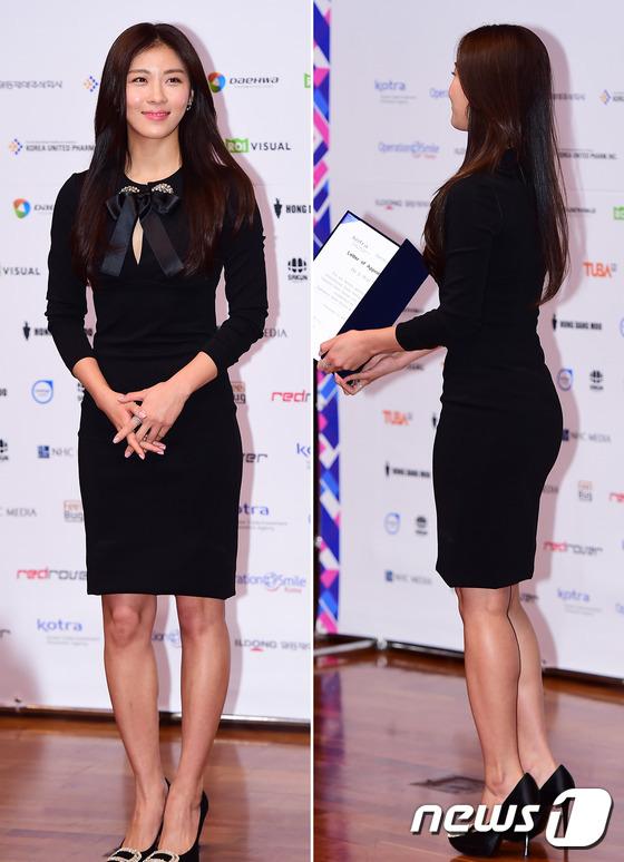 Ha Ji Won tái xuất cực trẻ đẹp sau loạt ảnh bị chê già nua 6