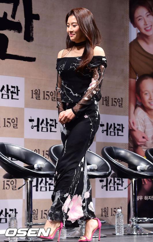 """Ha Ji Won đẹp ngọt ngào, xứng danh """"mỹ nhân không tuổi"""" 9"""