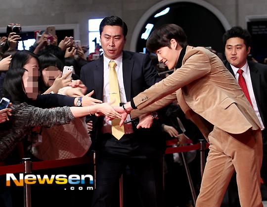 Loạt siêu sao Hàn Quốc tề tựu khoe sắc trên thảm đỏ 26