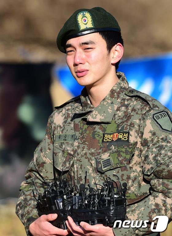 Yoo Seung Ho viết tâm thư xúc động gửi fan sau khi xuất ngũ 2