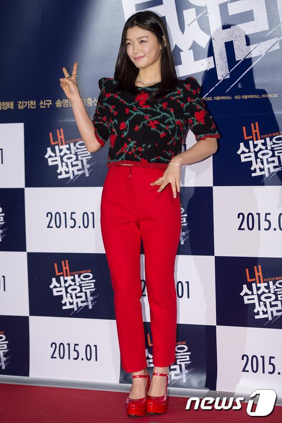 """Thiên thần nhí Hàn Quốc Kim Yoo Jung """"dừ"""" như U30 giữa dàn sao 4"""