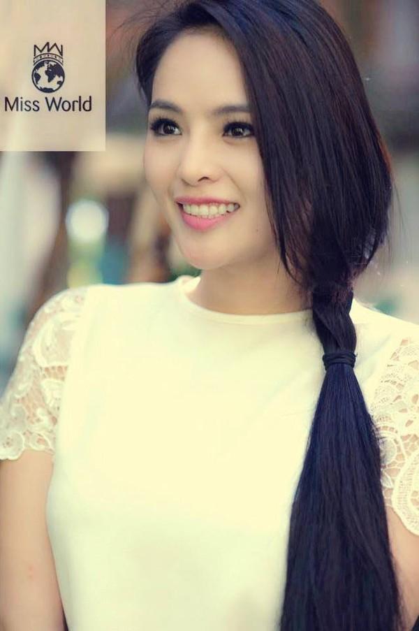 Lại Hương Thảo bất ngờ được đánh giá cao tại Miss World 2013 5