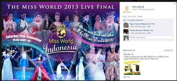 Lại Hương Thảo bất ngờ được đánh giá cao tại Miss World 2013 3