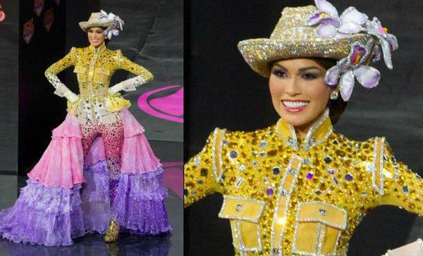 Cận cảnh nhan sắc xinh đẹp của Miss Universe 2013 6