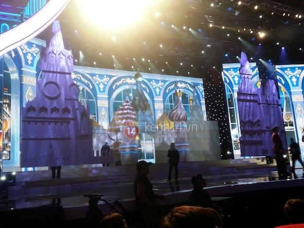 Độc quyền: Hình ảnh hiếm hoi buổi tổng duyệt Chung kết Miss Universe 2013 5
