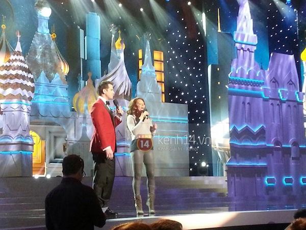 Độc quyền: Hình ảnh hiếm hoi buổi tổng duyệt Chung kết Miss Universe 2013 4