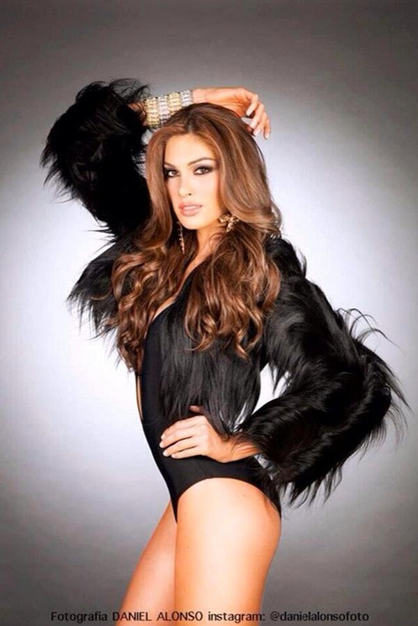 Cận cảnh nhan sắc xinh đẹp của Miss Universe 2013 10