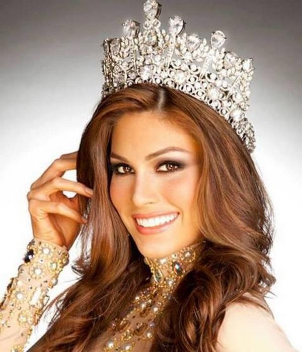 Cận cảnh nhan sắc xinh đẹp của Miss Universe 2013 11