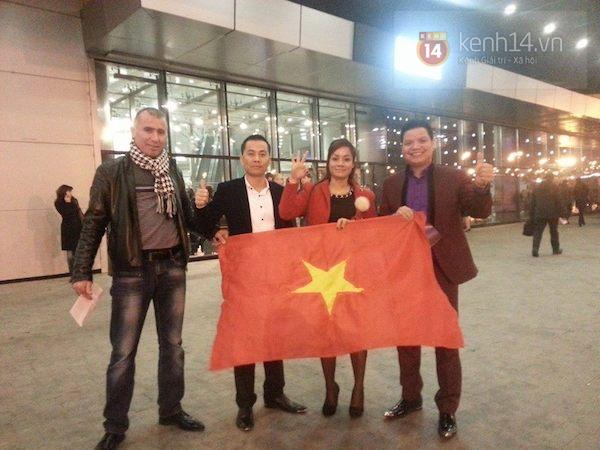 Trương Thị May tự tin tỏa sáng vòng Bán kết Miss Universe 2013 35
