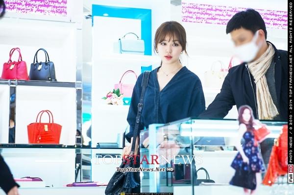 Yoon Eun Hye giản dị nhưng vẫn nổi bật trong sự kiện 1