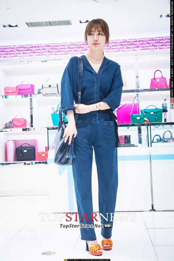 Yoon Eun Hye giản dị nhưng vẫn nổi bật trong sự kiện 6