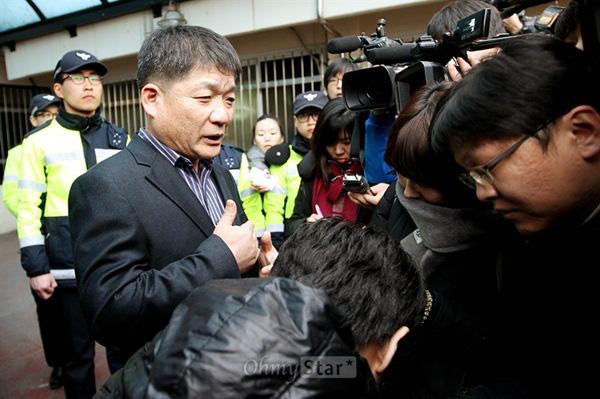 """Park Shi Hoo """"tố"""" cảnh sát Tây Seoul sai luật 2"""