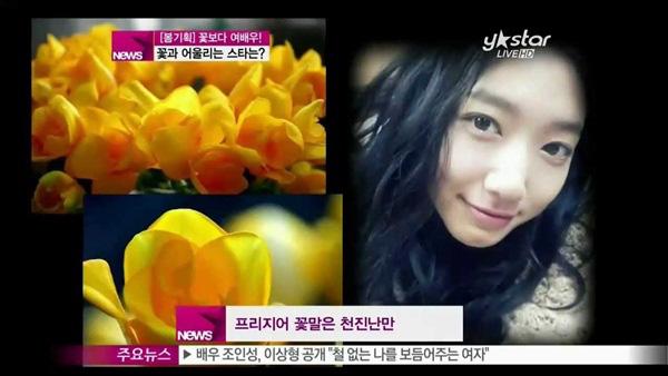 Những mỹ nhân Hàn đẹp như tiên hoa 1