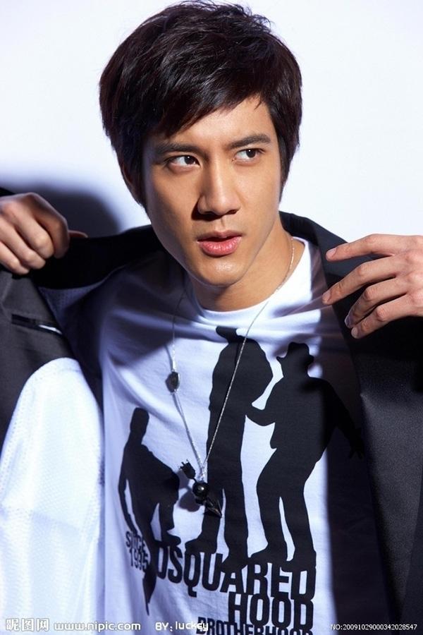Top 20 mỹ nam điển trai nhất Trung Quốc 2