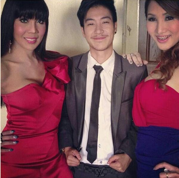 Tăm tia MC chuyển giới đẹp trai, nổi tiếng nhất Thái Lan 10