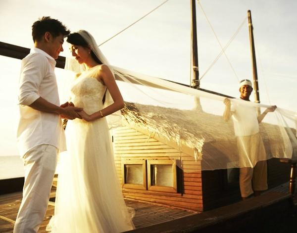 Lâm Chí Dĩnh đã bí mật cưới ở Thái Lan 5