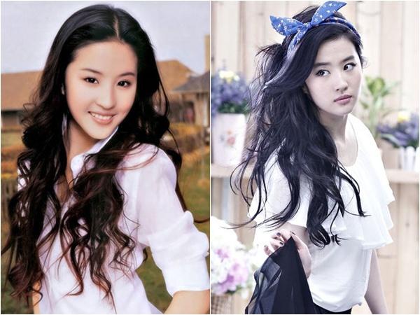 Những người đẹp nổi tiếng trẻ lạ lùng của Trung Quốc 1