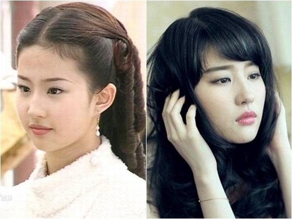 Những người đẹp nổi tiếng trẻ lạ lùng của Trung Quốc 3