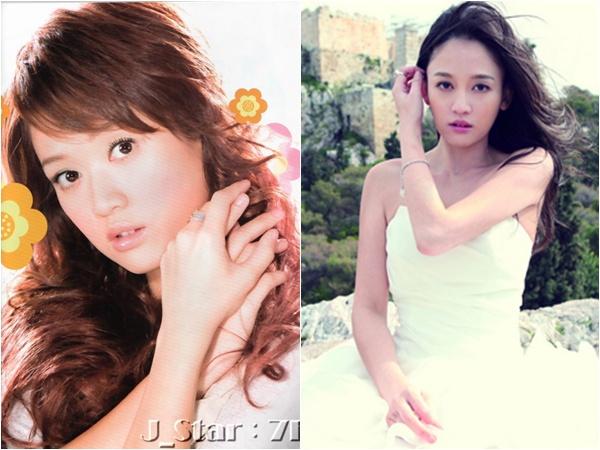 Những người đẹp nổi tiếng trẻ lạ lùng của Trung Quốc 5