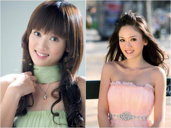 Những người đẹp nổi tiếng trẻ lạ lùng của Trung Quốc 6