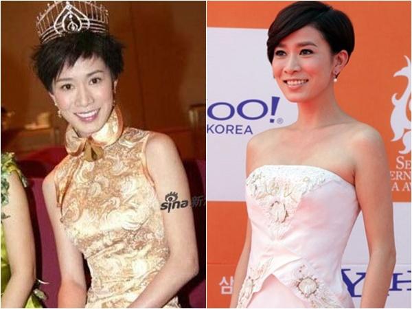 Những người đẹp nổi tiếng trẻ lạ lùng của Trung Quốc 9