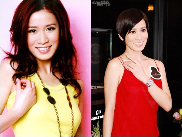 Những người đẹp nổi tiếng trẻ lạ lùng của Trung Quốc 10