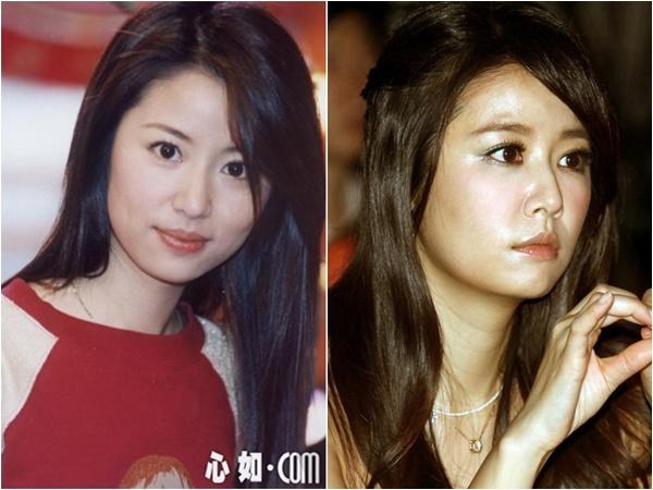 Những người đẹp nổi tiếng trẻ lạ lùng của Trung Quốc 7