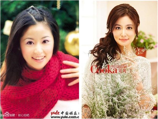 Những người đẹp nổi tiếng trẻ lạ lùng của Trung Quốc 8