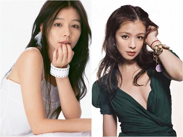 Những người đẹp nổi tiếng trẻ lạ lùng của Trung Quốc 12
