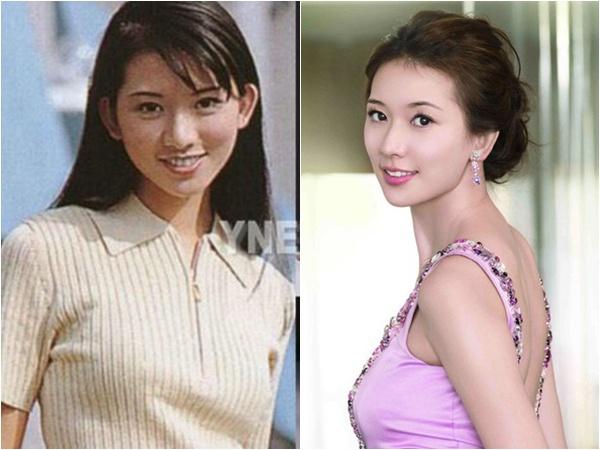 Những người đẹp nổi tiếng trẻ lạ lùng của Trung Quốc 13