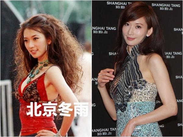Những người đẹp nổi tiếng trẻ lạ lùng của Trung Quốc 14