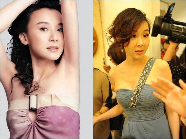 Những người đẹp nổi tiếng trẻ lạ lùng của Trung Quốc 15