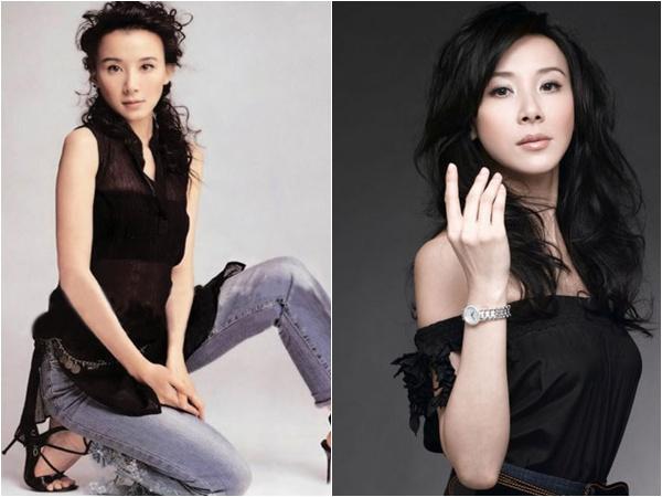 Những người đẹp nổi tiếng trẻ lạ lùng của Trung Quốc 16