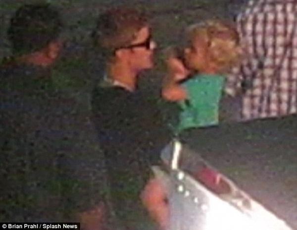 Nghi án Justin Bieber quay lại với người yêu cũ 5