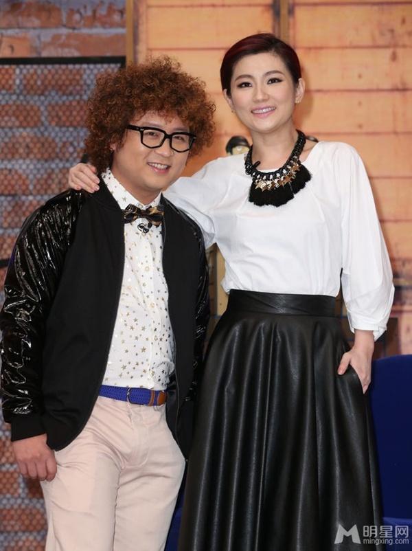 Selina (S.H.E) rạng rỡ khi được bầu là ca sĩ đẹp nhất Đài Loan 5