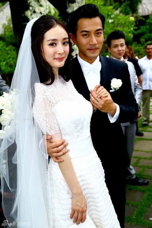 Lưu Khải Uy bất ngờ tuyên bố Dương Mịch đã có thai hơn 3 tháng 1