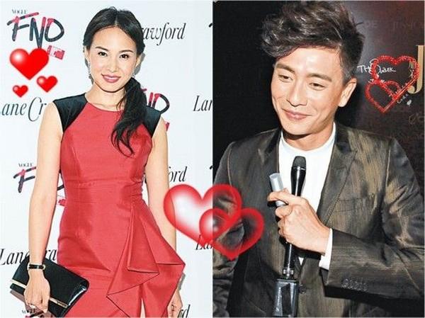 Tình sử giật chồng và khai gian tuổi của bạn gái Huỳnh Tông Trạch 3