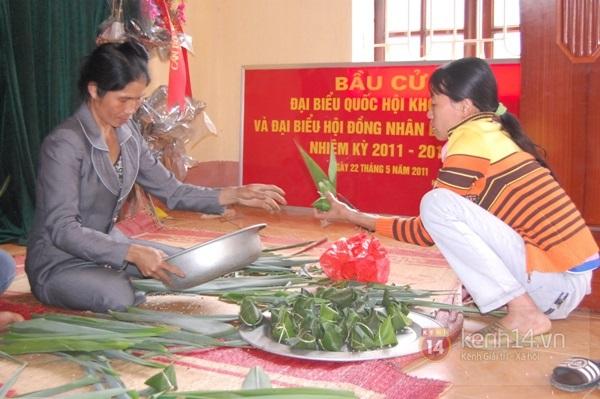 Ngày Quốc tế Phụ nữ ở nơi xa nhất và nghèo nhất Thủ đô 3