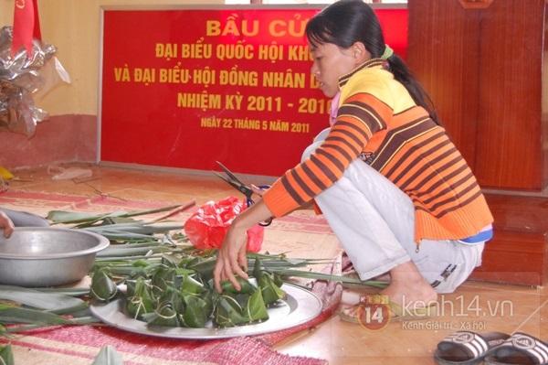 Ngày Quốc tế Phụ nữ ở nơi xa nhất và nghèo nhất Thủ đô 4
